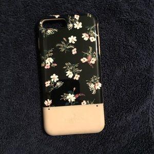 Kate Spade card holder phone case